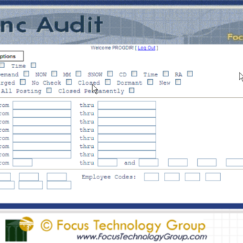 Our Products - Focus Technology Group